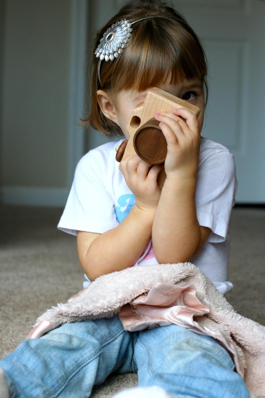 audrey, age 2.