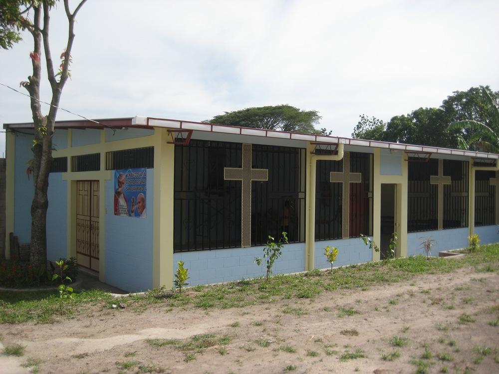 Pastoral Center, La India.