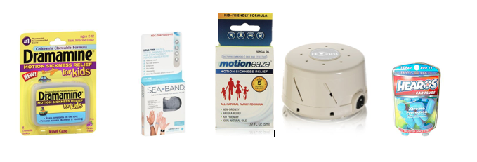 Click on the image to link to these items on my Amazon cruise essential list.