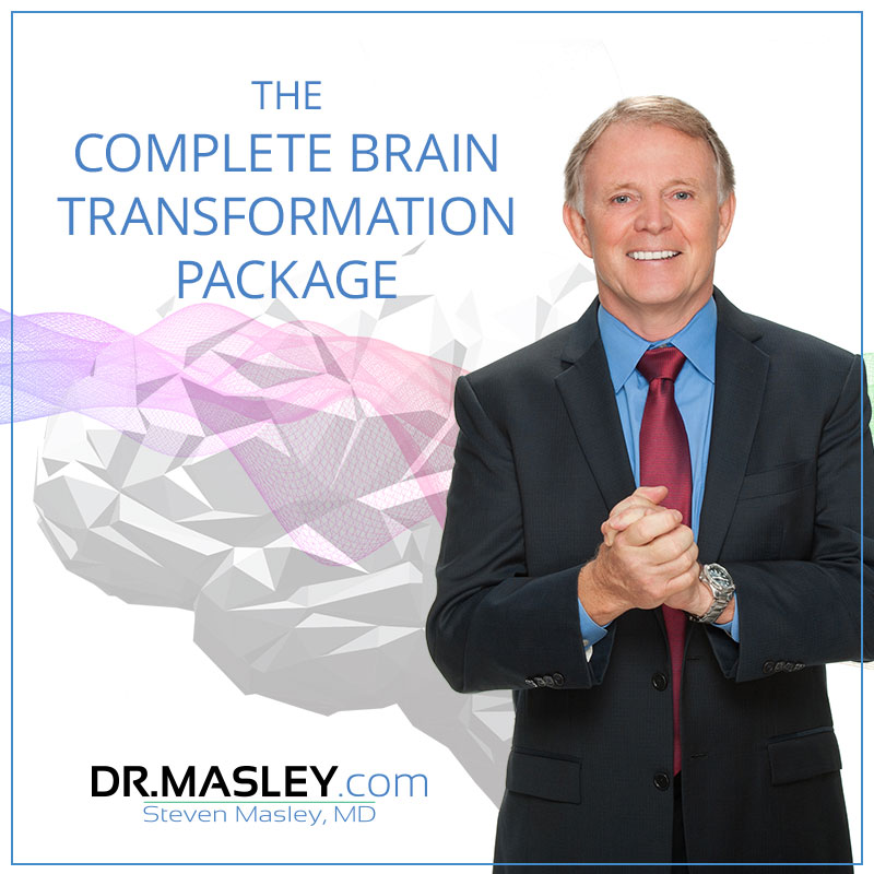 Want a sharper brain and stronger heart? Check out Dr. Masley's program.