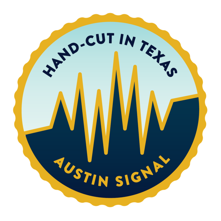 Austin Signal - Short Run Vinyl, Vinyl On Demand, Analog and Digital Recording in the Hill Country of Austin, Texas