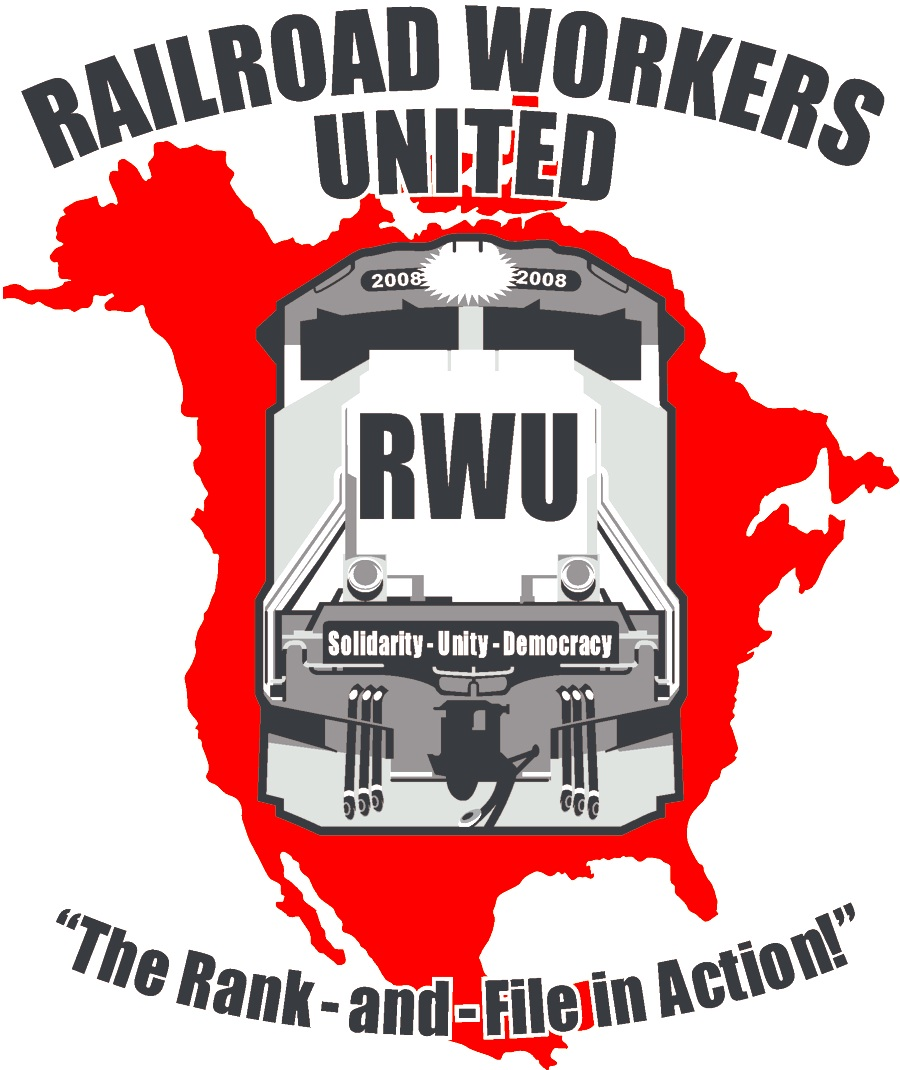 Railroaders Killed on the Job — Railroad Workers United