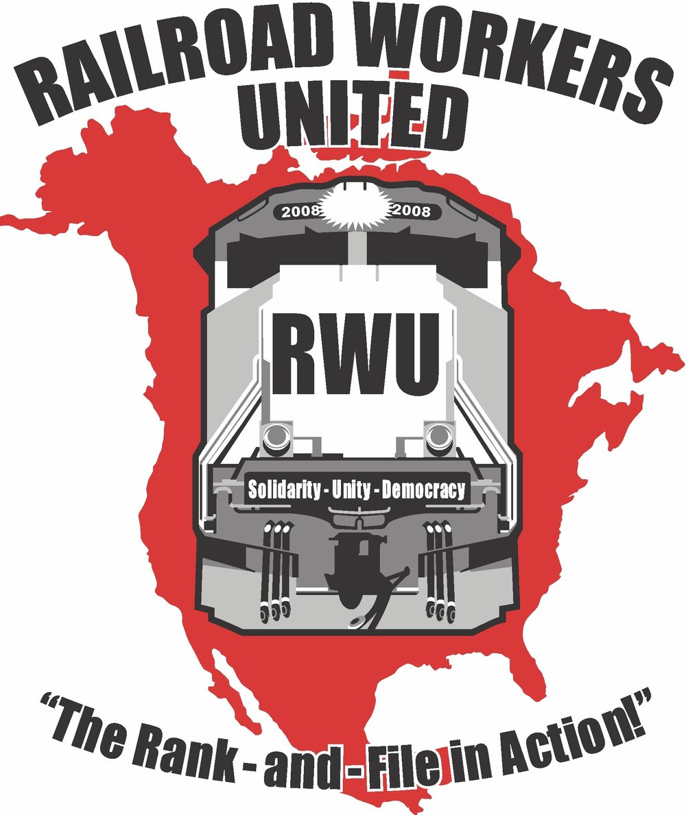 In 2008 RWU conducted our Founding Convention. Mike Konopacki worked with our new Steering Committee to create our logo.