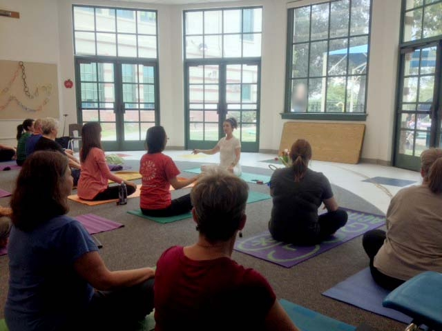 Our in-person SCHOOL Kids Yoga & Mindfulness Teacher Training