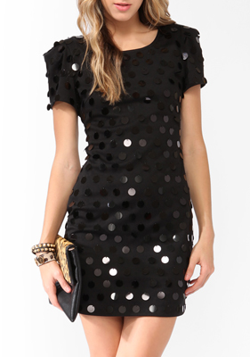 Forever 21 - Paillette Bodycon Dress