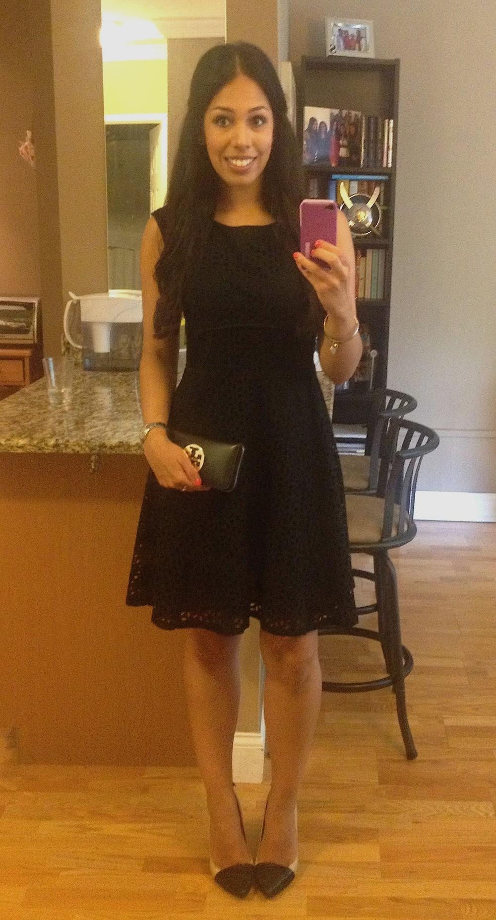 91b2947aa Black Lace Dress — My Golden Beauty