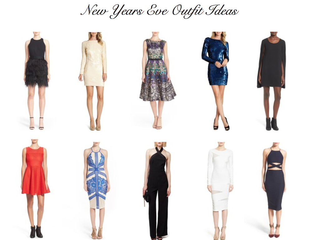 95dd6bf2a101 New Years Eve Outfit Ideas To Ring in 2016! — My Golden Beauty