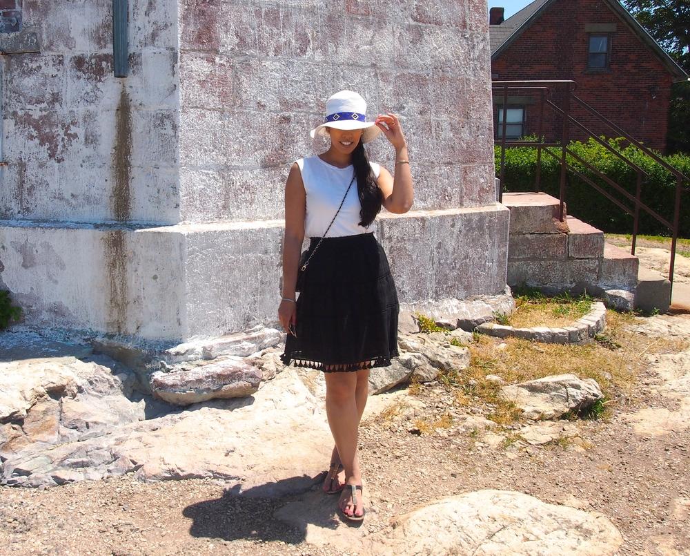 Fringe Skirt Summer Fashion