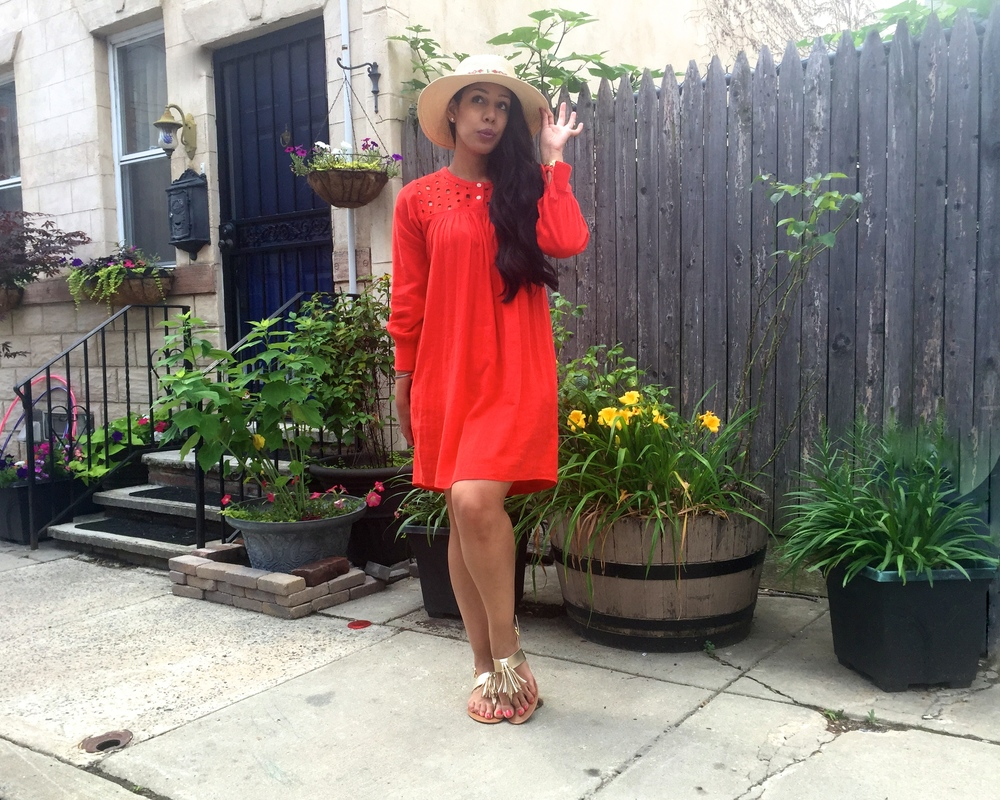 Madewell Dress Summer