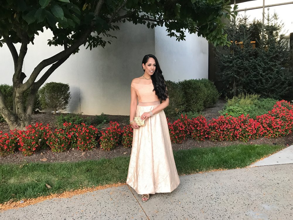 blush-off-shoulder-indian-wedding-gown-mygoldenbeauty