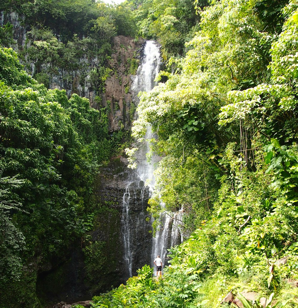 waterfall-road-to-hana-maui-vacation