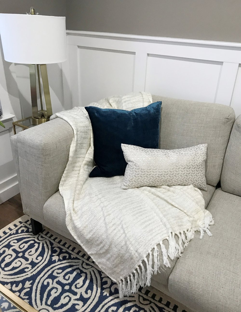 how-to-style-throw-blanket-westelm