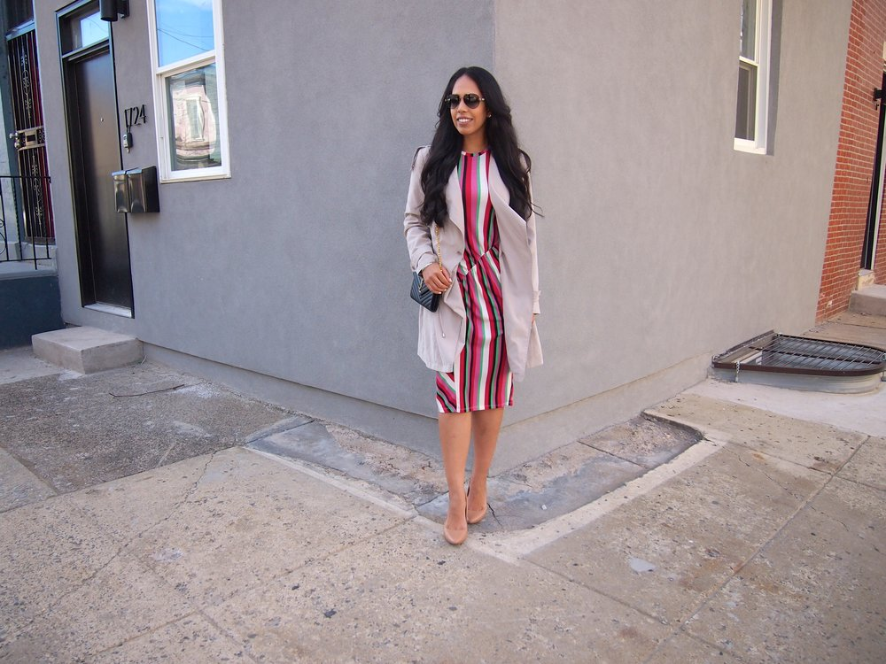 Colorful-Striped-Dress-First-Day-of-Spring