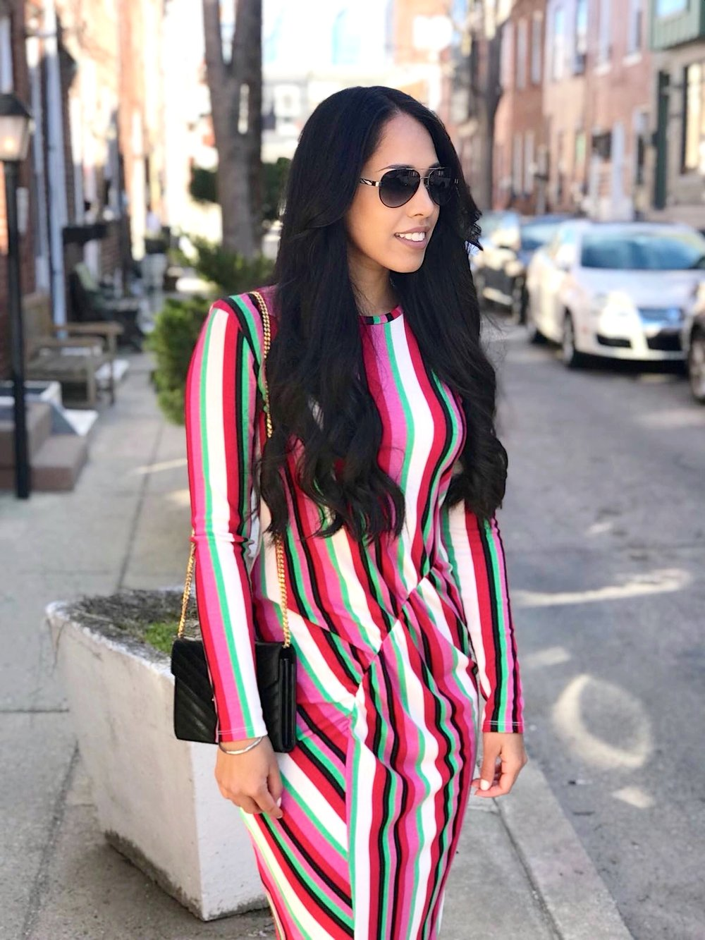 Colorful-Striped-Dress-For-The-First-Day-of-Spring.jpg