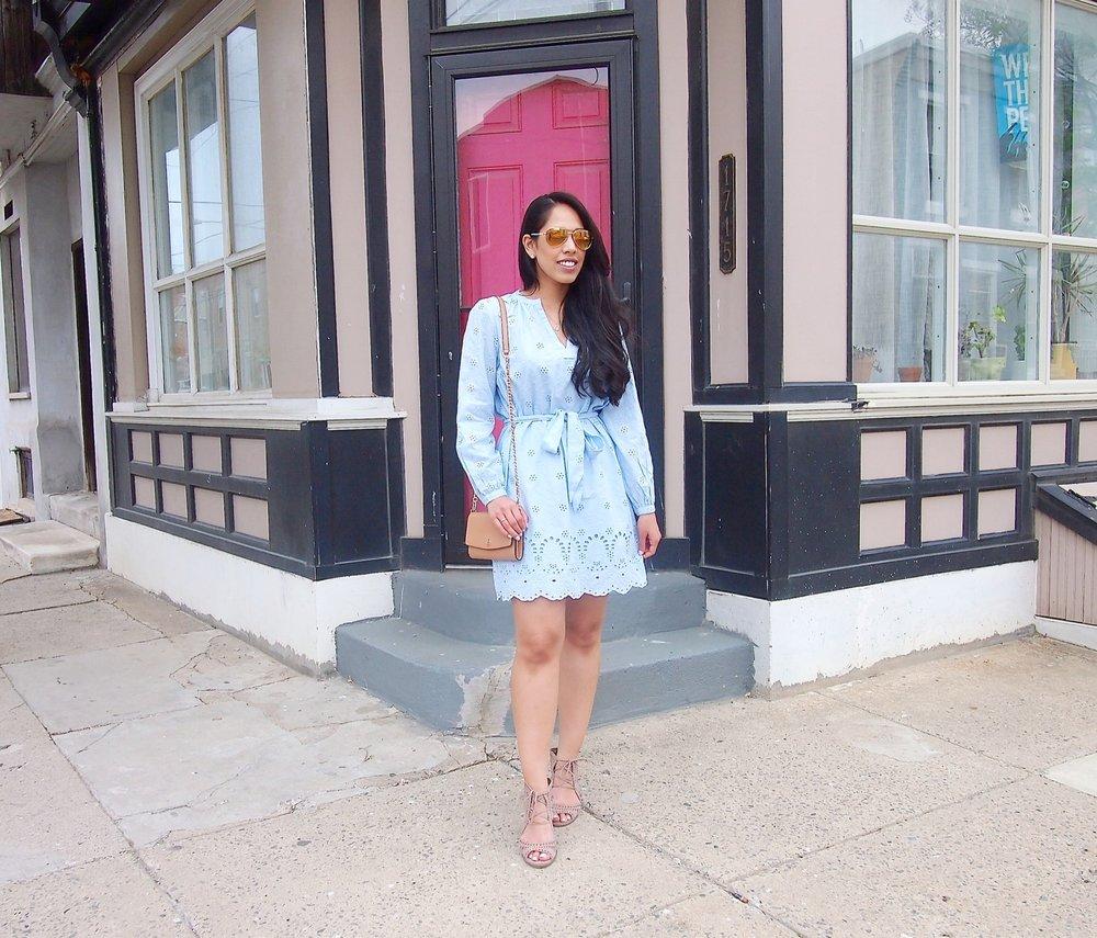 H&M-Blue-Eyelet-Dress-Spring-Style.JPG