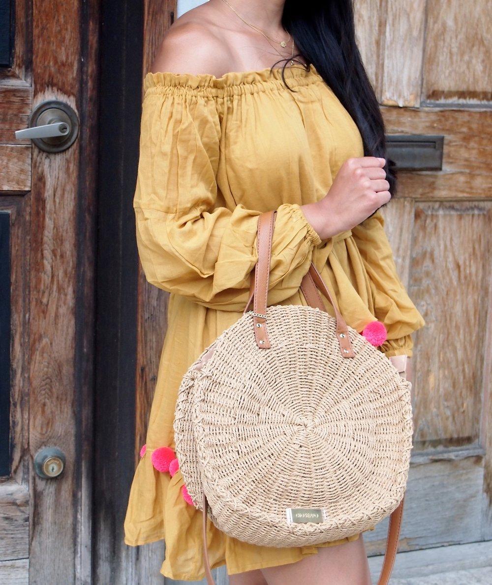 asos-yellow-sundress-pink-pom-pom.JPG
