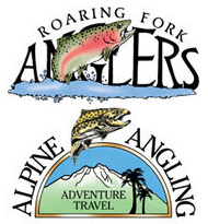 The Roaring Fork Anglers in Basalt and Alpine Anglers in Carbondale offer top of the line fly fishing equipment, flies, lines, waders, and other tools for the fly fisherman.  Fishing licenses for the area are also available as well as guides for the Roaring Fork and Crystal Valley.