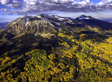 West Elk Mountains Images (Click to View Portfolio)
