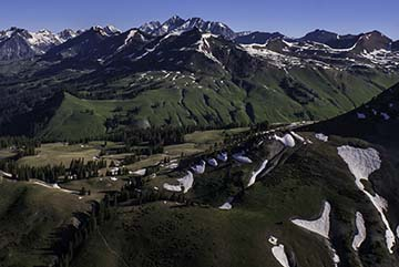 Crested Butte and Schofield Pass (Click to View Portfolio)