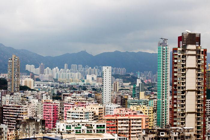 Hong Kong in 50mm