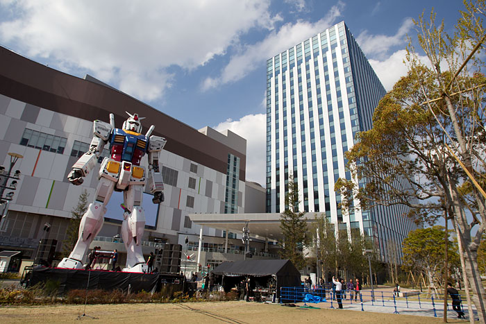 Gundam is back