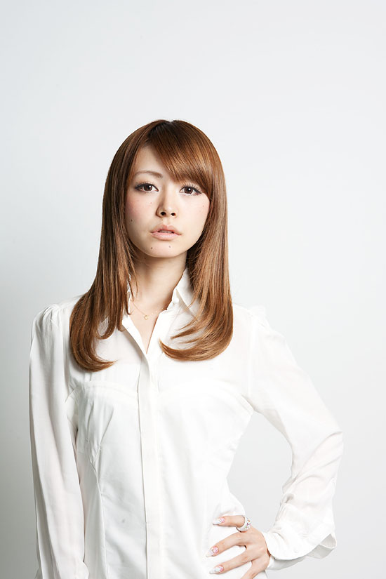 Maiko in the studio