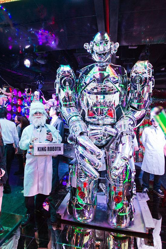 Robot Restaurant in Shinjuku