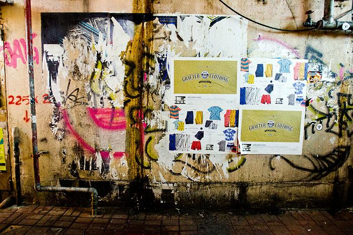 Mongkok Street Art