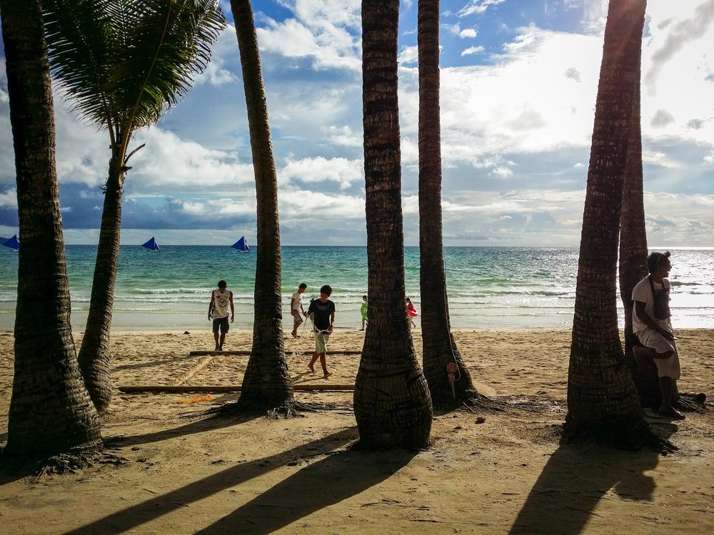 Boracay,Philippines.