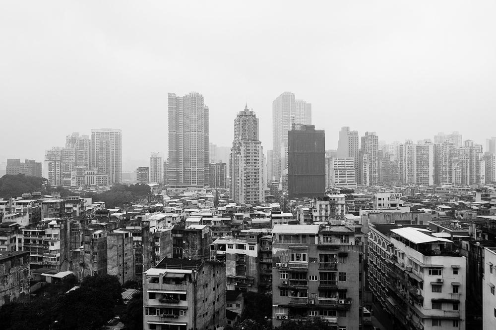Macau, China, 2011.