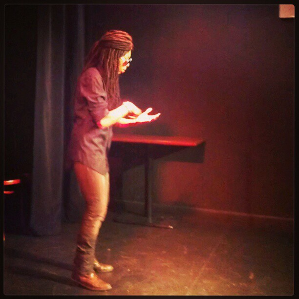 chrisgriswold :     Marcella Riley as Whoopi Goldberg in the UCB showcase #UCB     How am I just now finding this?!