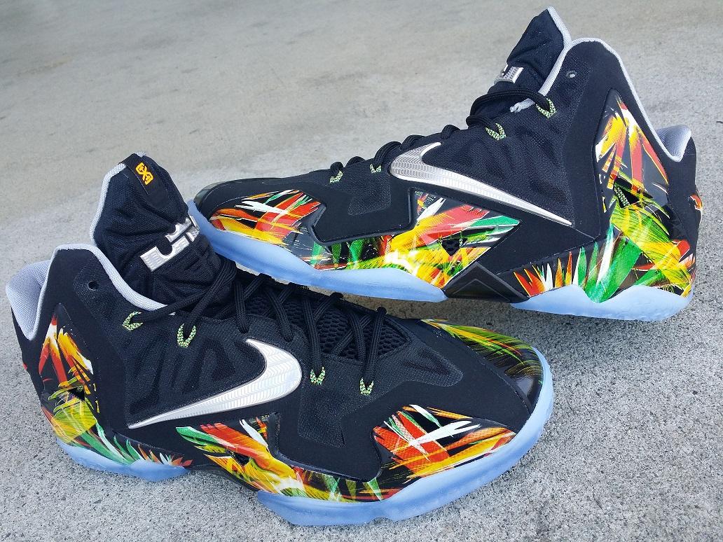 best authentic 1cab6 2775c Nike LeBron 11