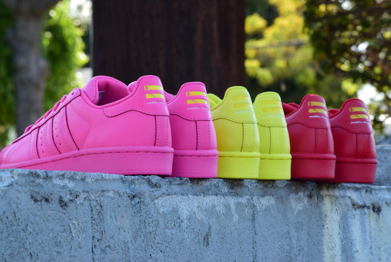 best website ddc50 6cd3a Adidas Originals Superstar X Pharrell Williams