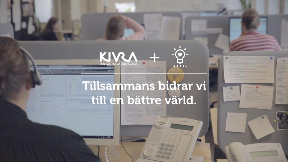 GodEl + Kivra (teaser) Kivra