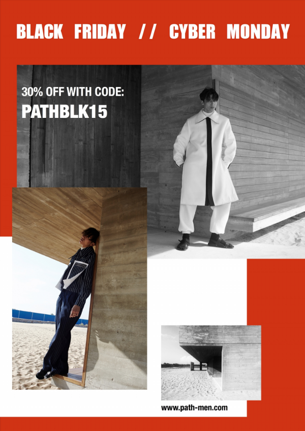 PATH PATHMEN SS16 Menswear Mensfashion JanineGrosche BlackFriday
