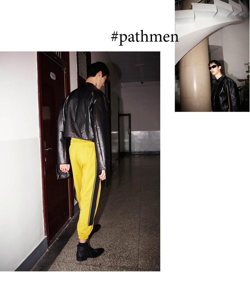 PATH SS17 Campaign Contempoaray Menswear Brand Janine Grosche