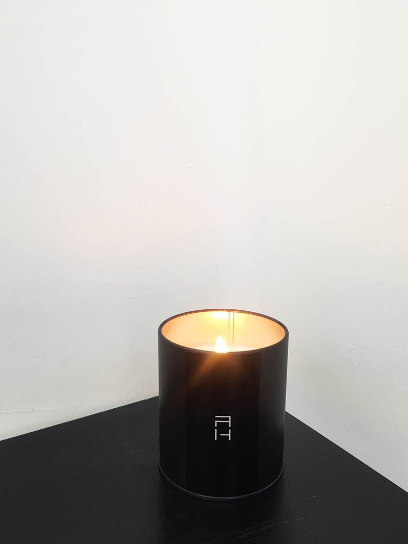 PATH BLACK Aromatherpy Soy Candles