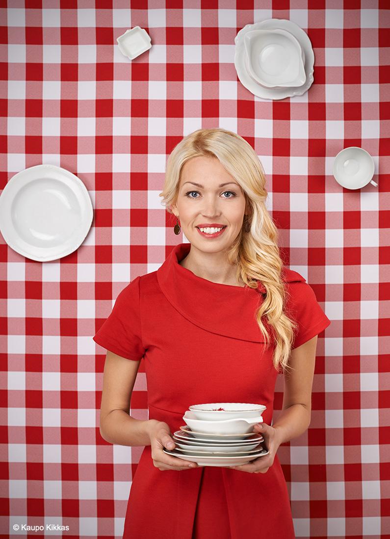 Chef de cuisine Ragne Värk