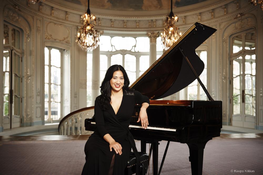 Pianist Marisa Gupta