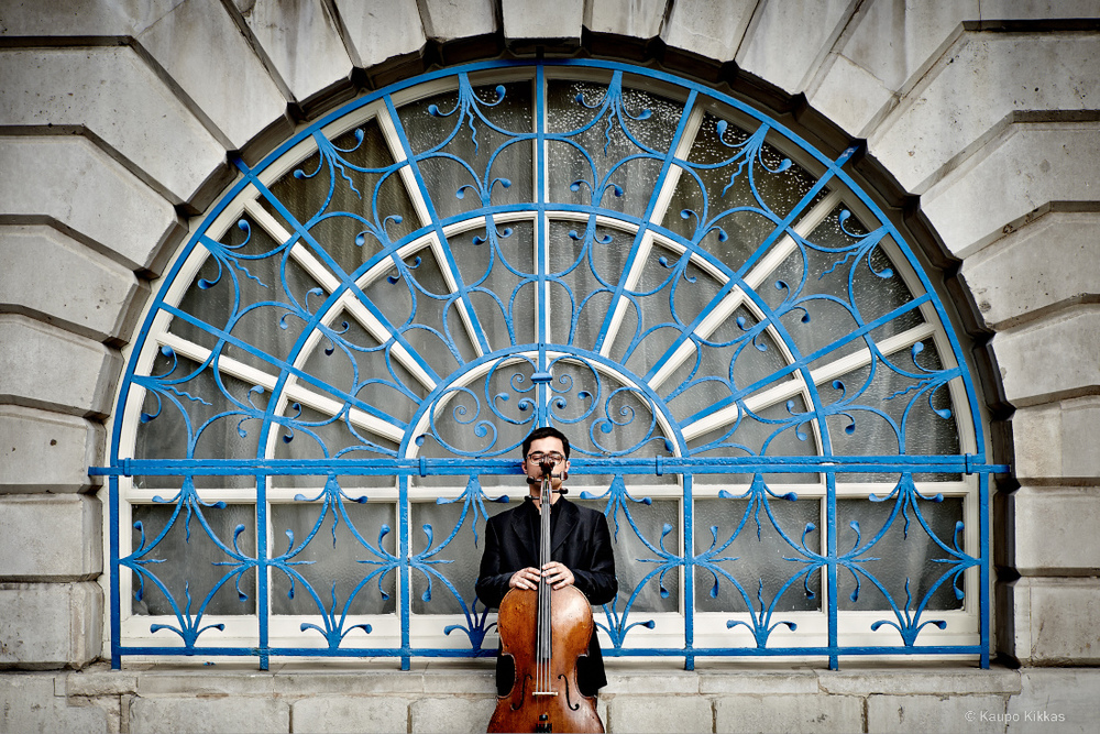 Cellist Michael Petrov
