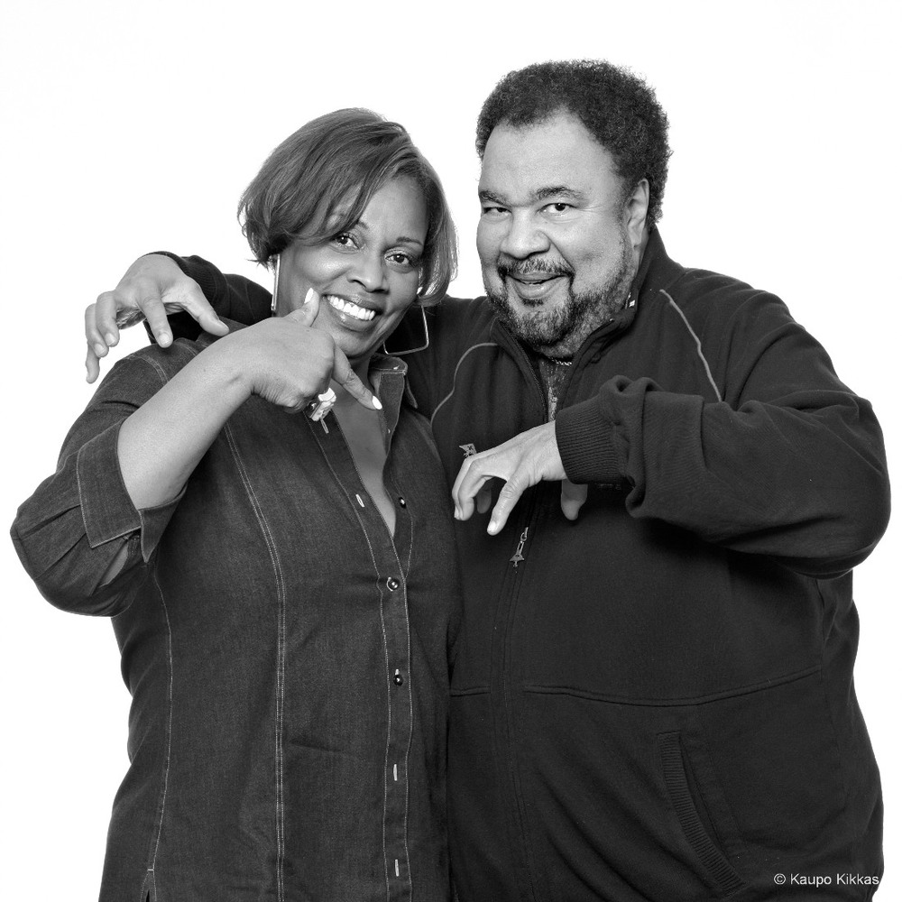 Diane Reeves and George Duke