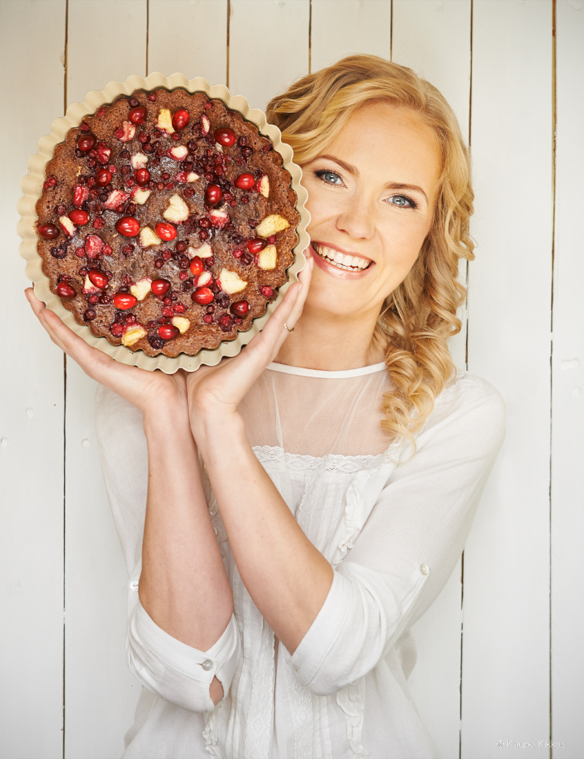 Master chef and author Silja Luide