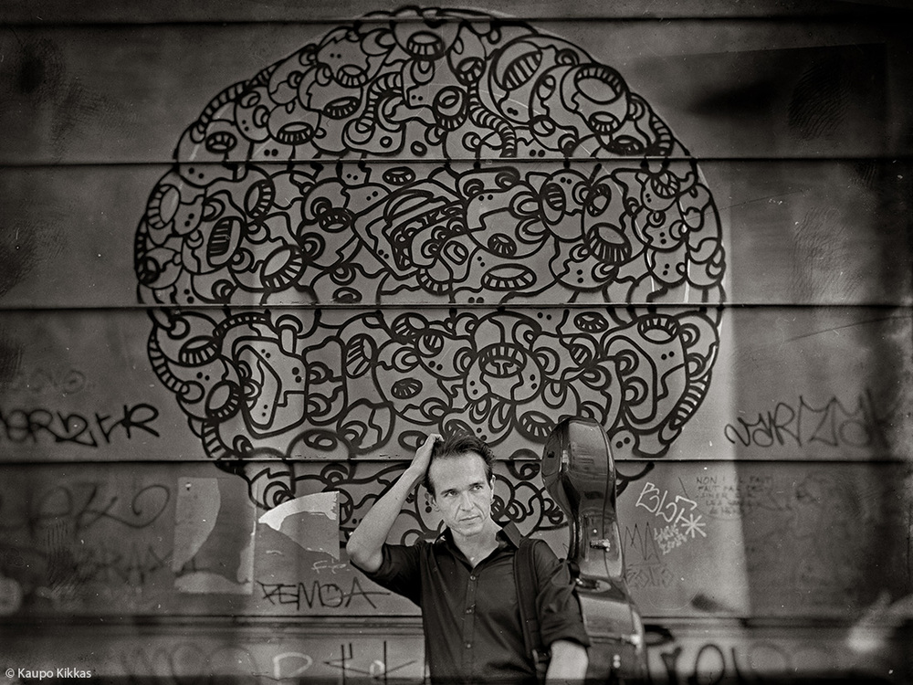 Cellist Dimitri Maslennikov