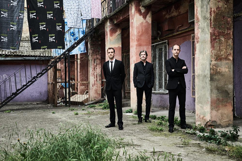© Kaupo Kikkas.David Orlowsky Trio Odessa tagahoovides.Nikon D5, 24-70mm ƒ5.6, 1/320,ISO 1000.