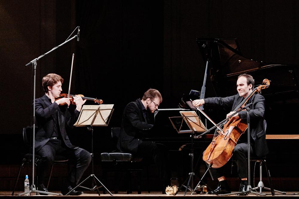 © Kaupo Kikkas.Vivo Piano Trio..Nikon D5, 200mm ƒ5, 1/1250, ISO 6400