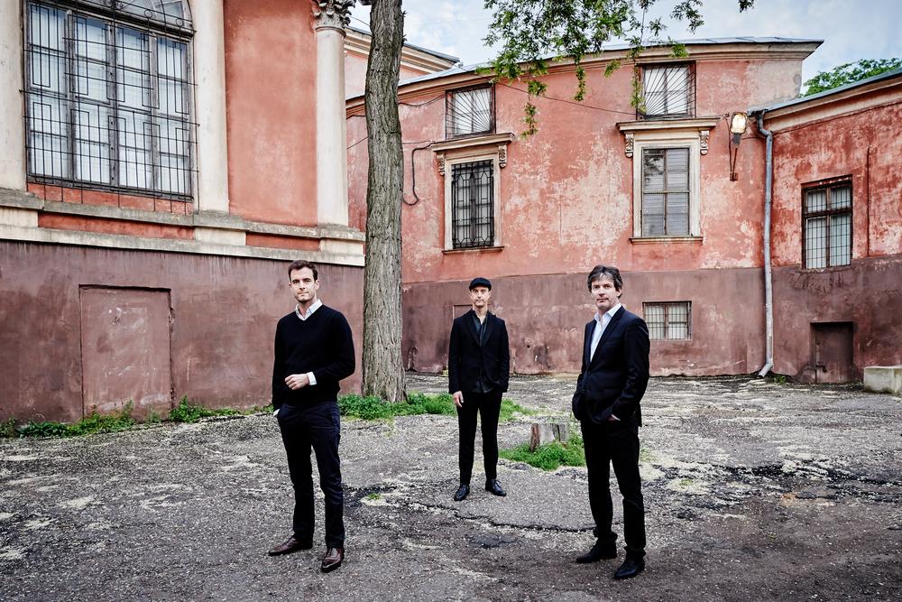 © Kaupo Kikkas.David Orlowsky Trio Odessa tagahoovides.Nikon D5, 24-70mm ƒ7,1, 1/1160,ISO 1250.
