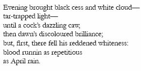 From The Confession of Celia: A Missouri Slave, 1850 by George Elliott Clarke