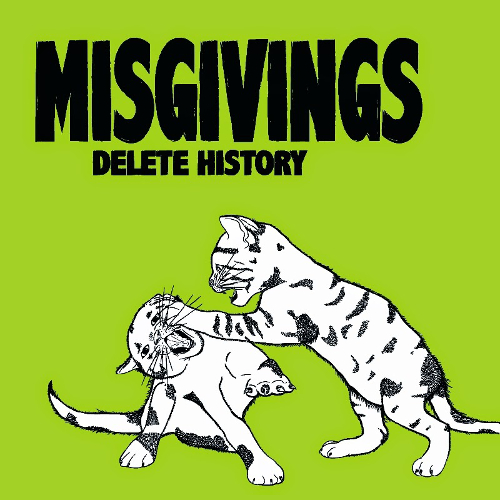 Misgivings, Delete History