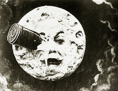 A Trip to the Moon, 1902