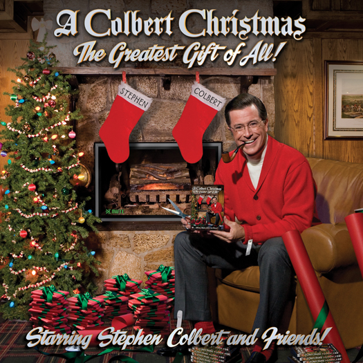 A Very Colbert Christmas.JPG